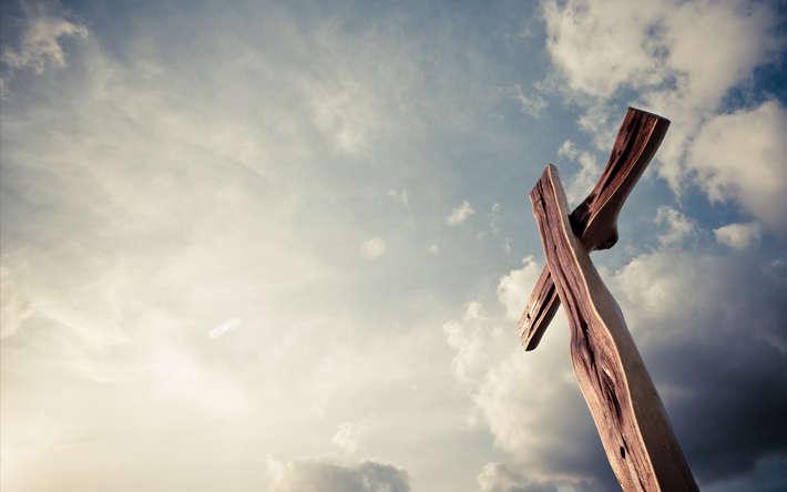 十字架 キリスト教 イエス キリスト 幸せになる言葉 元気になる言葉 勇気づけられる言葉 聖書 神の恵み 祝福 命の言葉 神を見上げよ