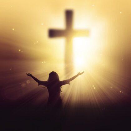 jesus cross photo 十字架 いのり